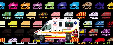[24060S] 香港消防處 24060S