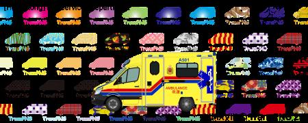 政府/緊急車輛 24086S
