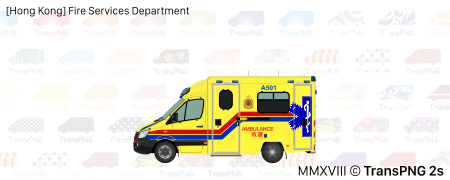 [24086S] 香港消防處 24086S