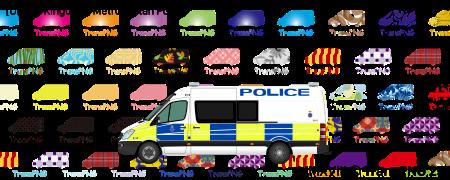 政府/緊急車輛 24103S