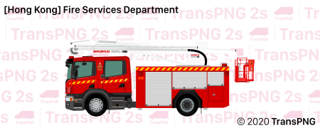 [24236S] 香港消防處 24236S