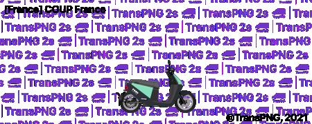 TransPNG.net | 分享世界各地多種交通工具的優秀繪圖 - 電單車 26024S