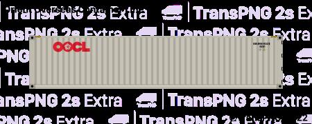 TransPNG.net | 分享世界各地多種交通工具的優秀繪圖 - 貨櫃 C20010S