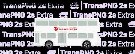 [T20003S] London Bus Takashimaya Regular Version T20003S