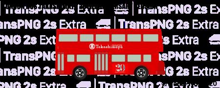 [T20004S] London Bus Takashimaya 20th Anniversary Version T20004S