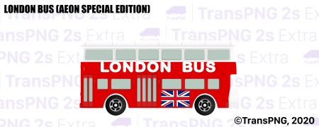 [T20008S] London Bus (AEON Special Edition) T20008S