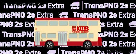 [T20019S] 香港懷舊九巴 T20019S